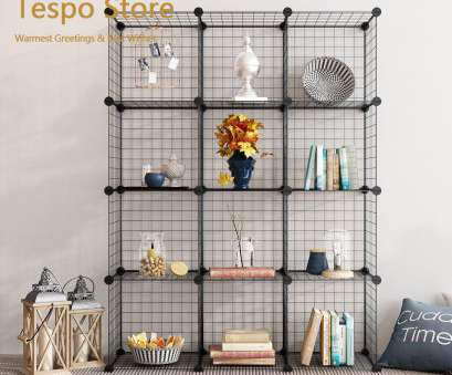 wire storage shelf modular Details about Tespo Metal Wire Storage Modular Shelving Grids, Closet Organization Bookcase Wire Storage Shelf Modular Simple Details About Tespo Metal Wire Storage Modular Shelving Grids, Closet Organization Bookcase Photos