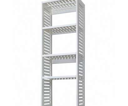 Wire Storage Shelves Lowes Simple Allen + Roth 23.75-In, 16-In, 76-In Solutions
