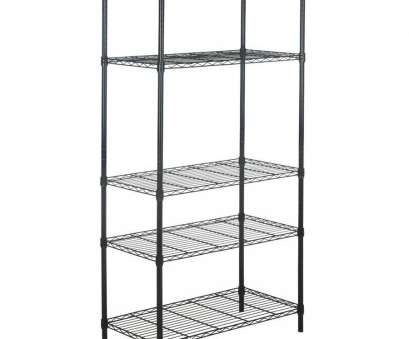 Wire Storage Shelves Lowes Nice Shop Safavieh 71-In, 35.7-In, 18-In D Wire Freestanding Galleries