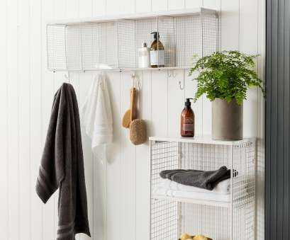 wire storage shelves nz How to achieve a beautiful functional bathroom Wire Storage Shelves Nz Nice How To Achieve A Beautiful Functional Bathroom Collections