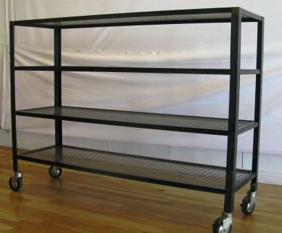 wire storage shelves on wheels Antiques Vintage, More Steel Shelves On Wheels Wire Storage Shelves On Wheels Creative Antiques Vintage, More Steel Shelves On Wheels Photos
