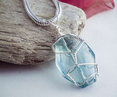 wire wrapped pendant light 6-Step Wire-Wrapped Pendant Tutorial Wire Wrapped Pendant Light Most 6-Step Wire-Wrapped Pendant Tutorial Ideas