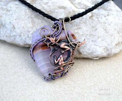 wire wrapped pendant light Light purple wire wrapped Agate pendant by IanirasArtifacts on Wire Wrapped Pendant Light Cleaver Light Purple Wire Wrapped Agate Pendant By IanirasArtifacts On Images