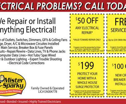 wired electric coupon Mister Sparky Delaware, Coupons Wired Electric Coupon Best Mister Sparky Delaware, Coupons Images
