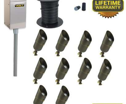 wired landscape lighting sets ..., Landscape Lighting, Fat, Led Landscape Spotlights With 48 Inch Lead Wire With 3w Wired Landscape Lighting Sets Fantastic ..., Landscape Lighting, Fat, Led Landscape Spotlights With 48 Inch Lead Wire With 3W Galleries