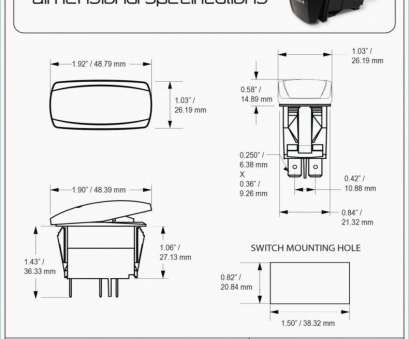 wiring 120v toggle switch Lighted Rocker Switch Wiring Diagram 120v,, tryit.me Wiring 120V Toggle Switch Nice Lighted Rocker Switch Wiring Diagram 120V,, Tryit.Me Images