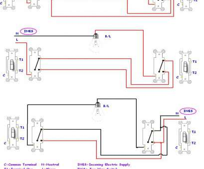 wiring for 2 gang 2 way switch Wiring, Way Light Switch Diagram Chocaraze Inside, fonar.me 18 Top Wiring, 2 Gang 2, Switch Collections
