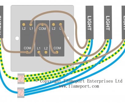 diagram australia fresh, to wire · wiring 2, switch 1 way most wiring,  a single loft or garage light with