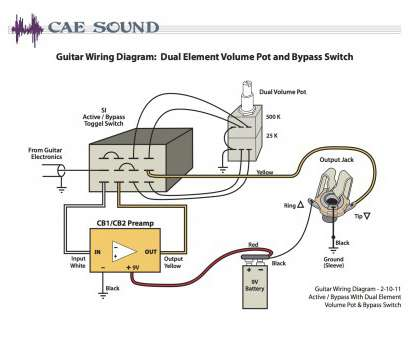 wiring a bypass switch CAE sound, cb2 Pre-amp faqs Wiring A Bypass Switch Cleaver CAE Sound, Cb2 Pre-Amp Faqs Galleries