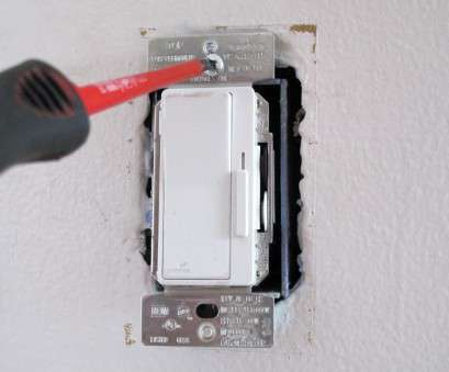 wiring a new ceiling light uk How to Install a Dimmer Switch, how-tos, DIY Wiring A, Ceiling Light Uk Top How To Install A Dimmer Switch, How-Tos, DIY Collections