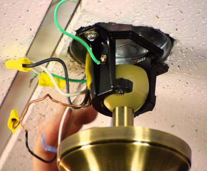 wiring a ceiling light without earth How to Install a Ceiling, on a Prewired Ceiling, Outlet : Ceiling Fans, YouTube Wiring A Ceiling Light Without Earth Most How To Install A Ceiling, On A Prewired Ceiling, Outlet : Ceiling Fans, YouTube Galleries