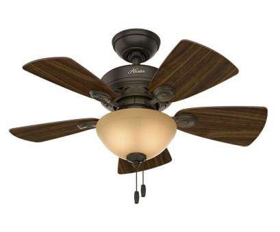 wiring a ceiling fan with a light kit Hunter Watson 34, Indoor, Bronze Ceiling, with Light Kit Wiring A Ceiling, With A Light Kit Best Hunter Watson 34, Indoor, Bronze Ceiling, With Light Kit Images