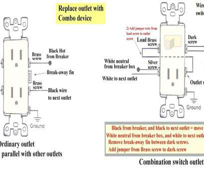 15 Most Wiring A Combination Switch Images
