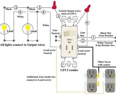 wiring a combination switch Leviton Combination Switch, Tamper Resistant Outlet Wiring Diagram A Light To An Luxury, 3 With Wiring A Combination Switch Top Leviton Combination Switch, Tamper Resistant Outlet Wiring Diagram A Light To An Luxury, 3 With Solutions