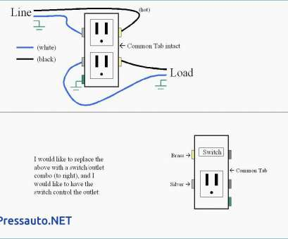 wiring a combo switch outlet Leviton Switch Outlet Combination Wiring Diagram Image Lovely Plug Wiring A Combo Switch Outlet Professional Leviton Switch Outlet Combination Wiring Diagram Image Lovely Plug Ideas