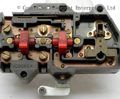 13 Nice Wiring A Cooker Switch With Socket Images