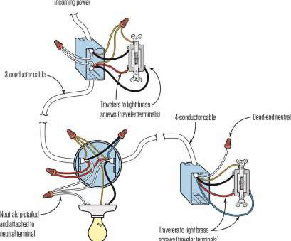 wiring a dead end switch 3, switch diagram to, or light Wiring A Dead, Switch Cleaver 3, Switch Diagram To, Or Light Pictures