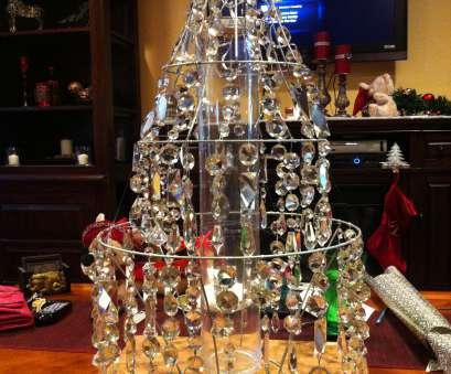 wiring a homemade light fixture DIY chandelier, maybe, wire basket, hanging gems from craft store Wiring A Homemade Light Fixture New DIY Chandelier, Maybe, Wire Basket, Hanging Gems From Craft Store Images
