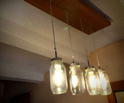 wiring a homemade light fixture How to Make, Mason, Chandelier (with Pictures), wikiHow Wiring A Homemade Light Fixture Simple How To Make, Mason, Chandelier (With Pictures), WikiHow Photos