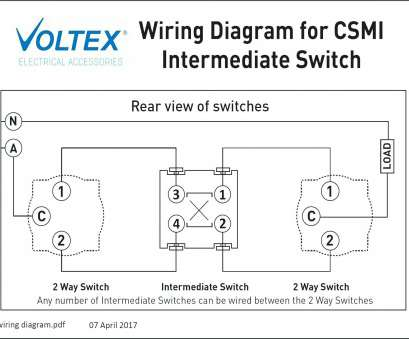 wiring a intermediate switch Wiring Diagram-two-way, Intermediate Switch Fresh Wiring Multiple Light Switches Elegant Wiring 11 Top Wiring A Intermediate Switch Solutions