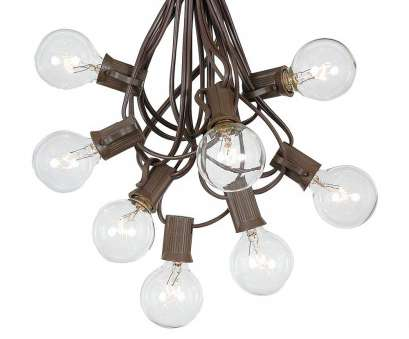 wiring a light bulb fixture Picture of, G40 Globe String Light, with Clear Bulbs on Brown Wire Wiring A Light Bulb Fixture Nice Picture Of, G40 Globe String Light, With Clear Bulbs On Brown Wire Galleries