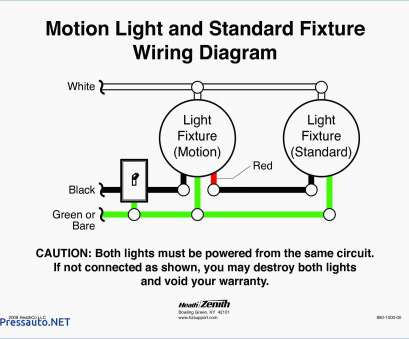 wiring a light fixture diagram wiring diagram, switched security light  fresh, to wire lights