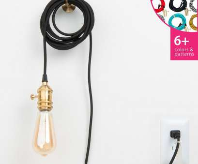 wiring a light fixture to an extension cord Brass Plug-in Pendant Light Fixture Wiring A Light Fixture To An Extension Cord Professional Brass Plug-In Pendant Light Fixture Pictures
