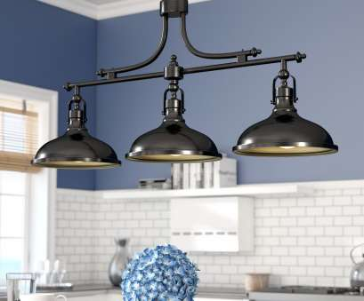 wiring a light fixture with 3 sets of wires Beachcrest Home Martinique 3-Light Kitchen Island Pendant & Reviews, Wayfair Wiring A Light Fixture With 3 Sets Of Wires Creative Beachcrest Home Martinique 3-Light Kitchen Island Pendant & Reviews, Wayfair Photos