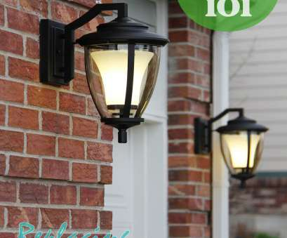 wiring a light fixture with 3 sets of wires Home Improvement: Replacing Outdoor Light Fixtures (don't be Wiring A Light Fixture With 3 Sets Of Wires New Home Improvement: Replacing Outdoor Light Fixtures (Don'T Be Galleries