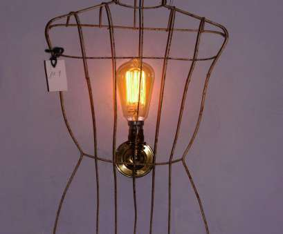 wiring a light fixture with 9 wires Antique Wire Wall Light No.9 20 Most Wiring A Light Fixture With 9 Wires Images