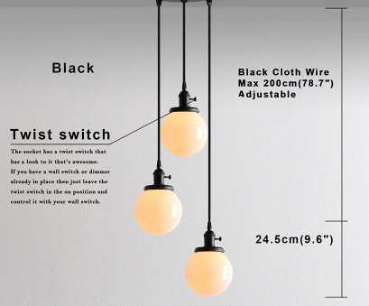 wiring a light fixture with 9 wires nice phansthy industrial chandelier  lighting vintage 3-light