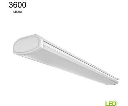 wiring a light to ceiling Commercial Electric 4, Bright, Cool White Linear, Direct Wire Powered, Profile Wrap Flushmount Ceiling Light Fixture Wiring A Light To Ceiling New Commercial Electric 4, Bright, Cool White Linear, Direct Wire Powered, Profile Wrap Flushmount Ceiling Light Fixture Images