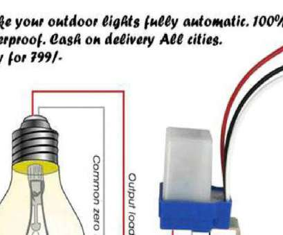 wiring a day night switch 100% Waterproof Auto On, Photocell street Light Switch Wiring A, Night Switch Cleaver 100% Waterproof Auto On, Photocell Street Light Switch Galleries