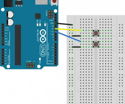 wiring a push button switch Connecting a Push Button to an Arduino, with, Wires Wiring A Push Button Switch Most Connecting A Push Button To An Arduino, With, Wires Collections