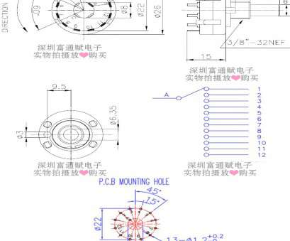 selector images · wiring a rotary switch brilliant 10pcs,1 pole 11  position custom wiring rotary switch 1p11t