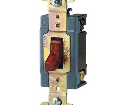 wiring a single pole switch with pilot light Eaton 15, 120/277-Volt Industrial Grade Toggle Switch with Pilot Light, Red Wiring A Single Pole Switch With Pilot Light New Eaton 15, 120/277-Volt Industrial Grade Toggle Switch With Pilot Light, Red Pictures