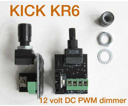 wiring a switch 12 volt PWM Dimmer switch, LED lights,, DC Wiring A Switch 12 Volt Best PWM Dimmer Switch, LED Lights,, DC Galleries
