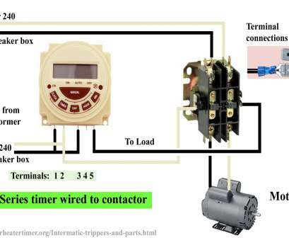 wiring a switch contactor Time Clock, Contactor Wiring Diagram Diagrams Schematics A Wiring A Switch Contactor Practical Time Clock, Contactor Wiring Diagram Diagrams Schematics A Solutions