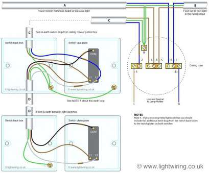 wiring a two switch light Home Light Switch Wiring Diagram 2, House, Switching 3 Wire System, Harmonised Cable 19 Professional Wiring A, Switch Light Ideas