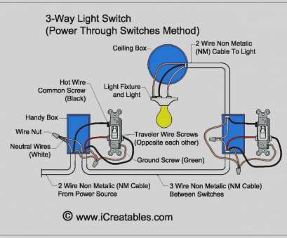 wiring a switch operated outlet ... power to Wiring Lights, Outlets On Same Circuit Diagram, fonar.me on light switch wiring Wiring A Switch Operated Outlet Top ... Power To Wiring Lights, Outlets On Same Circuit Diagram, Fonar.Me On Light Switch Wiring Ideas