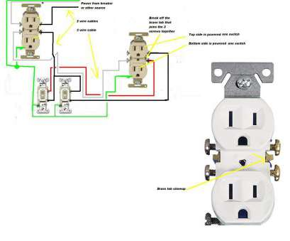 wiring a switch outlet Combo Switch Outlet Wiring Diagram With Leviton Combination And Wiring A Switch Outlet Brilliant Combo Switch Outlet Wiring Diagram With Leviton Combination And Photos