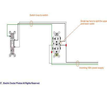 wiring a switch outlet How To Wire A Switched Outlet Diagram Webtor Me Inside Coachedby Wiring A Switch Outlet New How To Wire A Switched Outlet Diagram Webtor Me Inside Coachedby Solutions