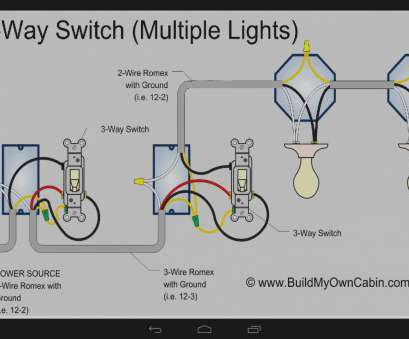 wiring a switch to two lights Amazing, To Wire, Lights Switches Wiring, Switch Diagram Striking Multiple 9 Creative Wiring A Switch To, Lights Photos