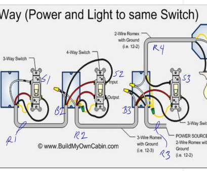 wiring a switch to multiple lights 4, Switch Wiring Examples Four Circuit, Diagram With Dimmer 3 In Multiple Lights Wiring A Switch To Multiple Lights Simple 4, Switch Wiring Examples Four Circuit, Diagram With Dimmer 3 In Multiple Lights Collections