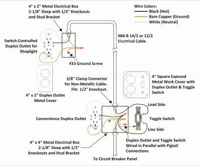 Circuit Wiring Multiple Outlets - Wiring Schematics on