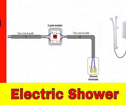 wiring a switch uk How to wire an electric shower UK Wiring A Switch Uk Creative How To Wire An Electric Shower UK Collections