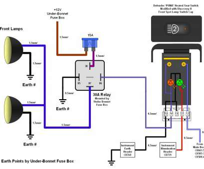Wiring A Switch Up Top How To Wire Up Driving Lights Diagram, Webtor.Me Galleries