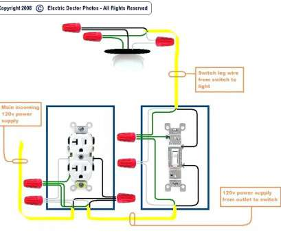 wiring a switched light from an outlet Light Switch Outlet Wiring Diagram Fresh 2 Pole Gfci Breaker Best Wiring A Switched Light From An Outlet Fantastic Light Switch Outlet Wiring Diagram Fresh 2 Pole Gfci Breaker Best Galleries