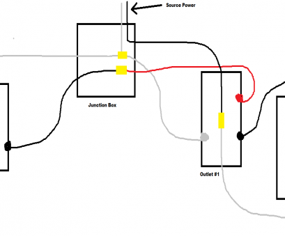 wiring a switched outlet in series ... Electrical, Can I Wire, Switched Outlets, Power Is Inside To A Outlet Wiring A Switched Outlet In Series Fantastic ... Electrical, Can I Wire, Switched Outlets, Power Is Inside To A Outlet Collections
