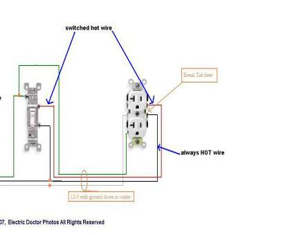 wiring a switched outlet in series Problem Replacing A Half, Receptacle Please Help Electrical In, To Wire Switched Outlet Diagram Wiring A Switched Outlet In Series Practical Problem Replacing A Half, Receptacle Please Help Electrical In, To Wire Switched Outlet Diagram Photos